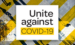 Unite against COVID-19 thumbnail for Wellington campus