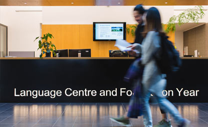 Language Centre and Foundation Year