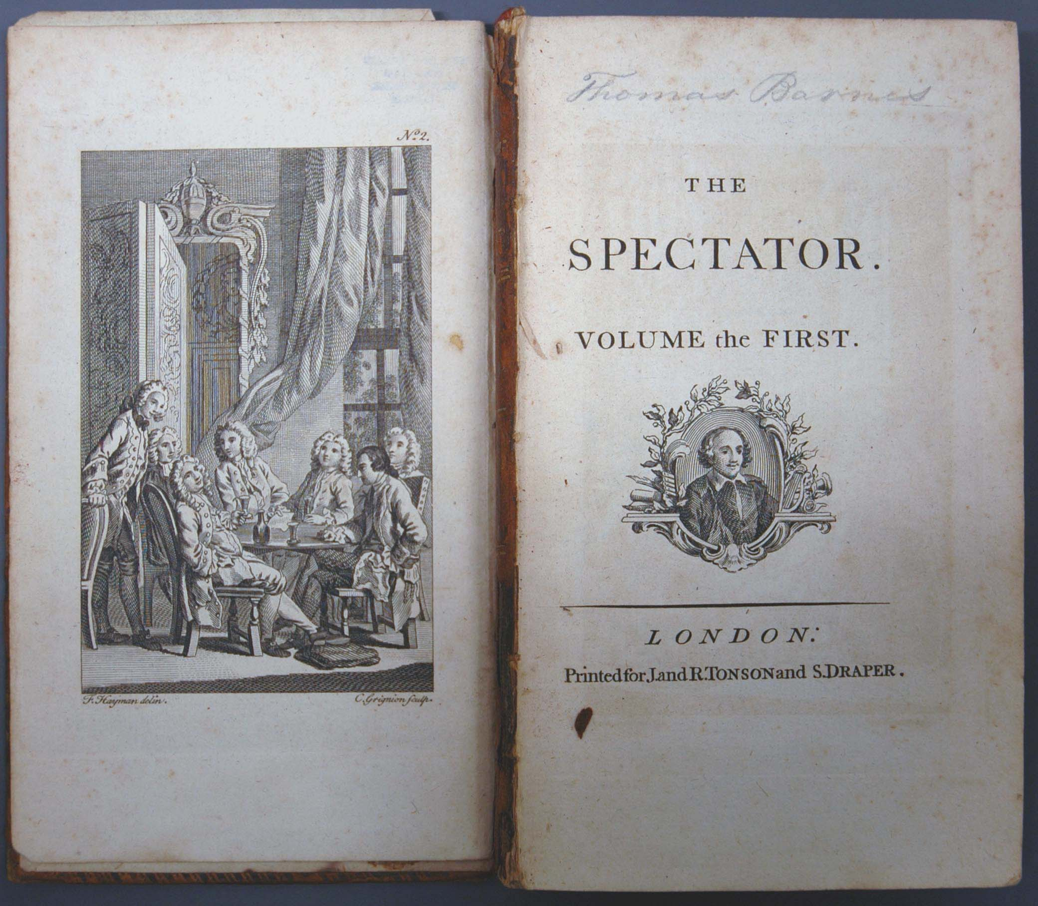 cabinet periodicals a quick stab at the eighteenth century spectator