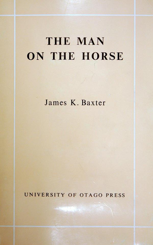 James K Baxter the lion skin