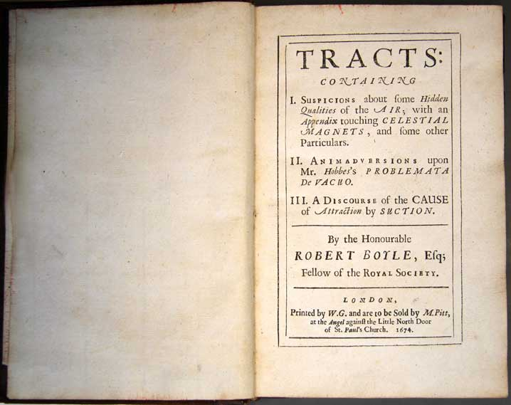 boyles corpuscular philosophy Of the reconcileableness of specifick medicines to the corpuscular philosophy to which is annexed a discourse about the [robert boyle] -- reproduction of.