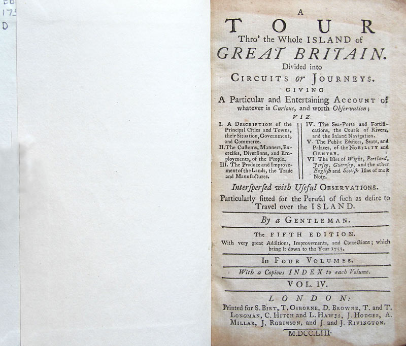 1724 in Great Britain