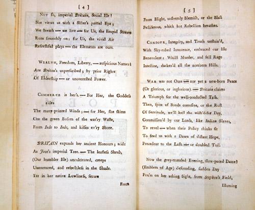 1709 in poetry
