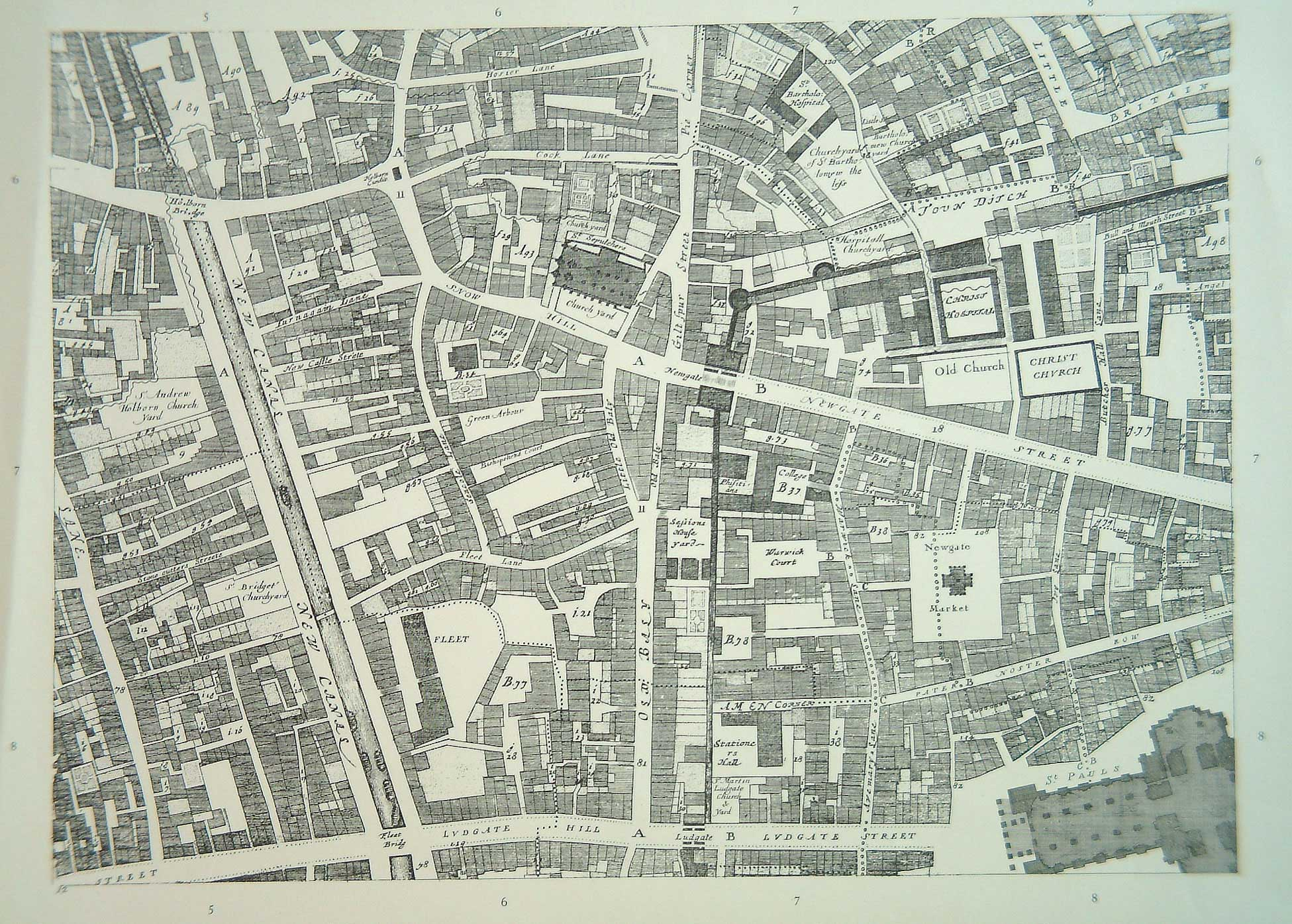 Glimpses of Londons Past Special Collections exhibition