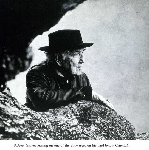 robert graves essay Continue for 22 more pages » • join now to read essay robert graves and other term papers or research documents.