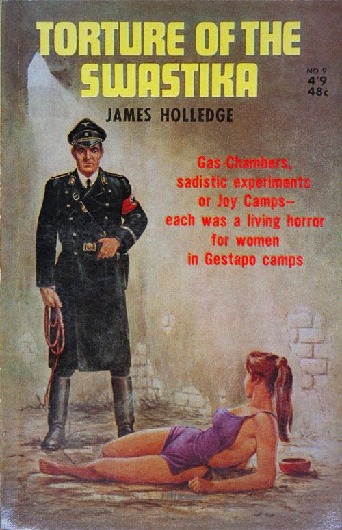 Nazi gestapo sexual torture
