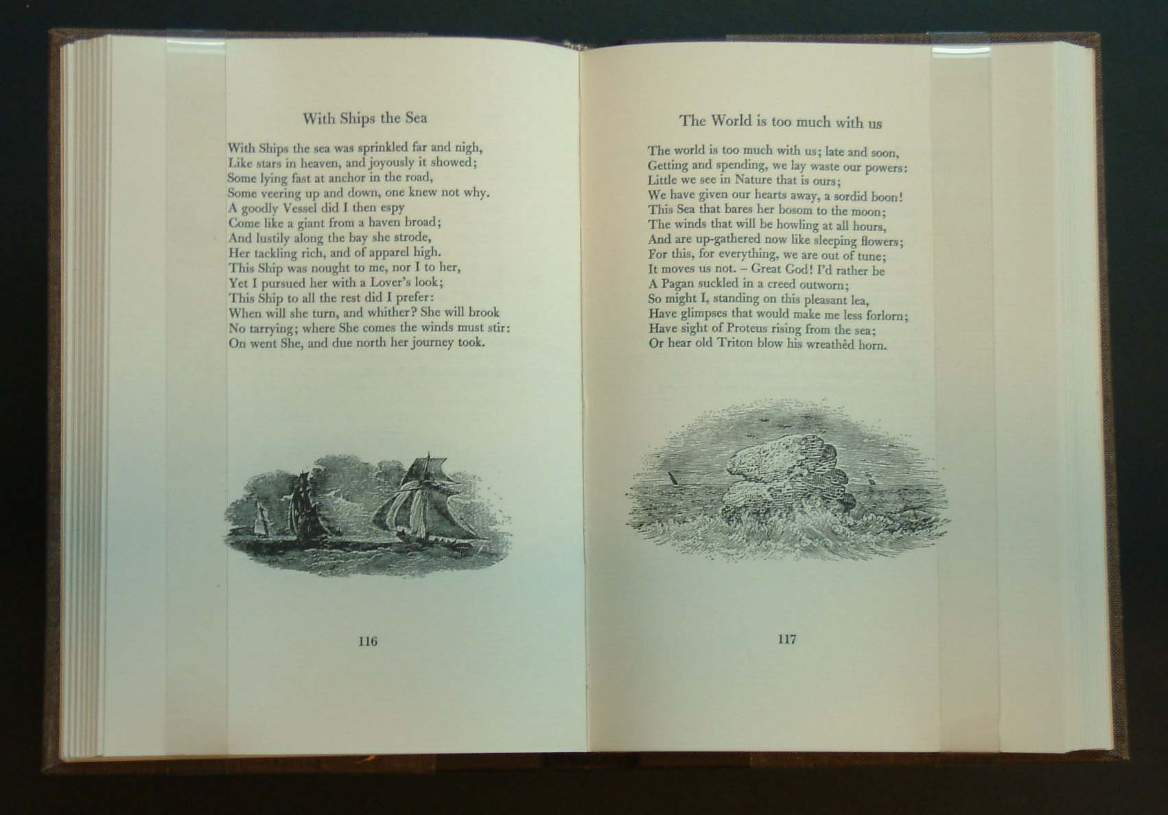 the concept of the natures beauty in the modern world poem by william wordsworth