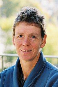 Photo of Mrs Barbara Buchanan.