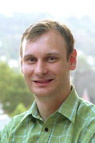 Photo of Professor Blair Blakie.