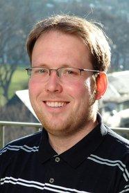 Photo of Dr Daniel Schumayer.