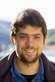 Photo of Associate Professor Jevon Longdell.