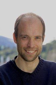 Photo of Dr Mikkel Andersen.