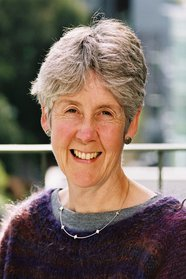 Photo of Professor Pat Langhorne.