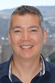 Photo of Dr Michael Jack.