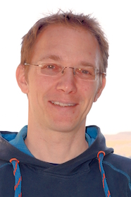 Photo of Dr Harald Schwefel.