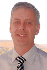 Photo of Professor Richard Blaikie.