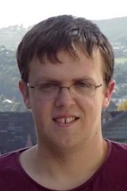 Photo of Daniel Mac Manus.
