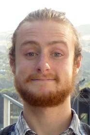 Photo of  Eamon Frazer.