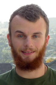 Photo of Luke Trainor.