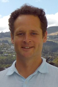 Photo of Dr Tim Divett.