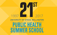 Registrations now open for Public Health Summer school