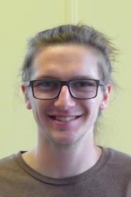 Photo of  Luke Reynolds.