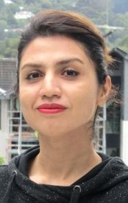 Photo of  Mojdeh Shikhali Najafabadi.