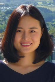 Photo of  Wanjin (Kelly) Li.