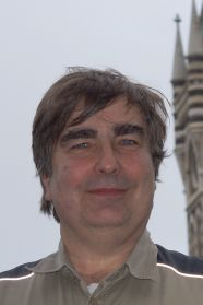 Photo of Mr Jim Woods.