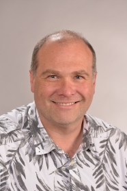 Photo of Professor Craig Rodger.