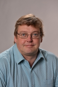 Photo of Professor David Hutchinson.
