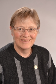 Photo of Dr Esther Haines.