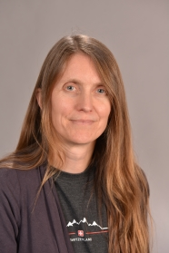 Photo of Dr Inga Smith.