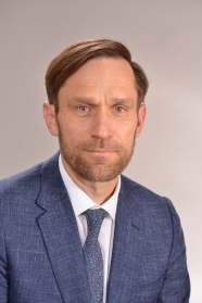 Photo of Professor Niels Kjaergaard.