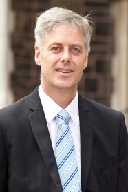 Photo of Professor Richard Blaikie.