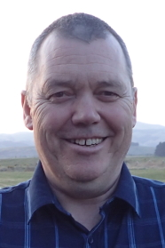 Photo of Dr Peter Russell.