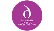 Dunedin City of Literature logo