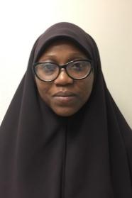 Photo of  Aminat Razaq.