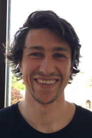Photo of  Jonathan Everts.