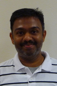 Photo of Dr Kishor Ramavarmaraja.