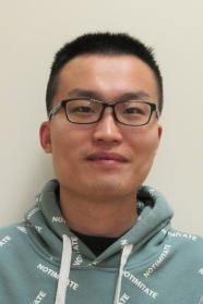 Photo of  Hao Zhang.