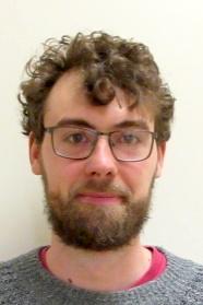 Photo of Dr Max Thomas.
