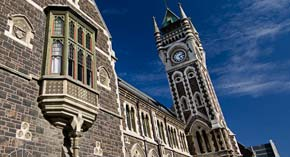 The University of Otago is New Zealand's first…