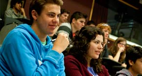 When studying at the University of Otago you have…