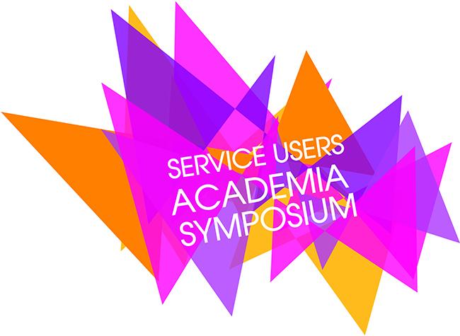 Service Users Academia Symposium Logo 650px
