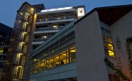 University of Otago Wellington at night thumbnail