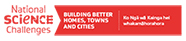 National Science Challenges, Building Better Homes, Towns and Cities logo