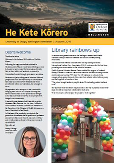 He Kete Korero - 2019 Autumn full front page
