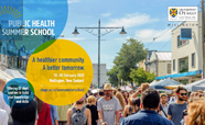 Registration opens for 2020 Public Health Summer School